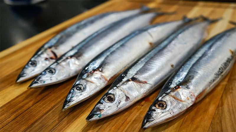 Cá Thu Đao tươi sống - Siêu thị cá tươi và cá sống
